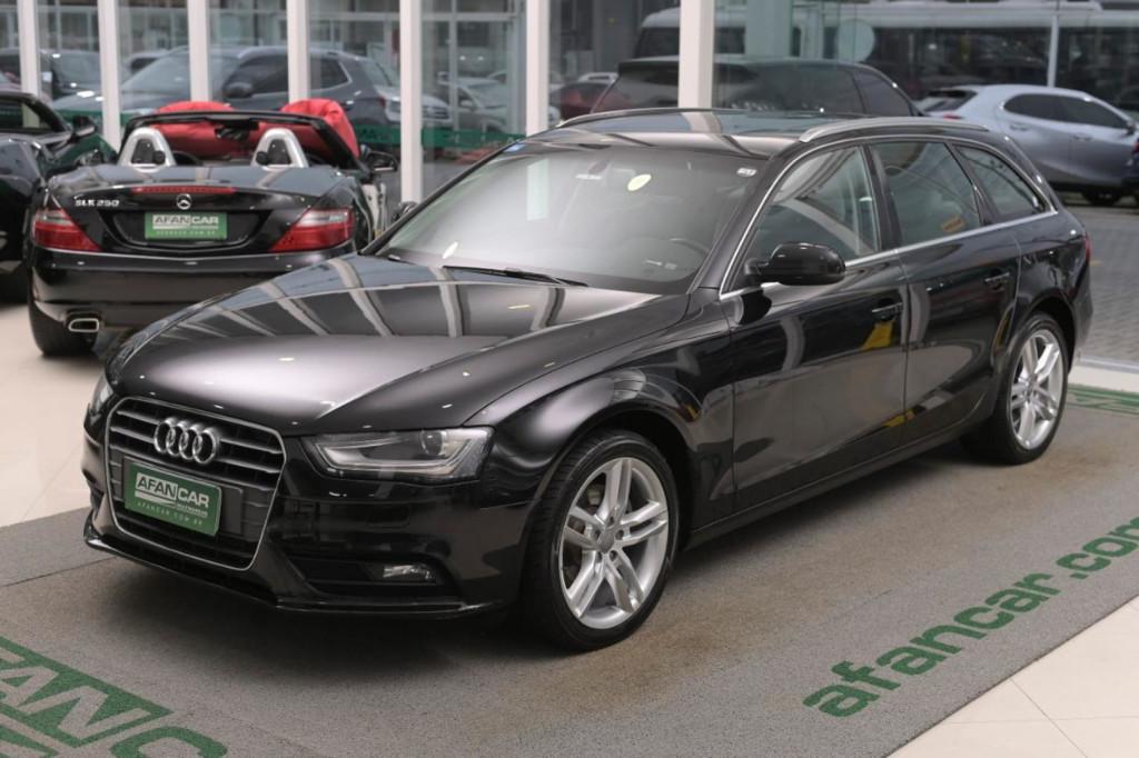 Audi A4 Avant 1.8 Tfsi Ambiente Cteto Aut2015