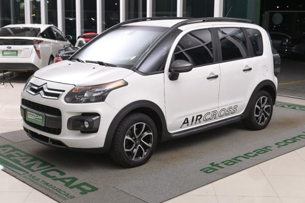 Citroen Aircross Exclusive 1.6 16v Flex Aut.2015