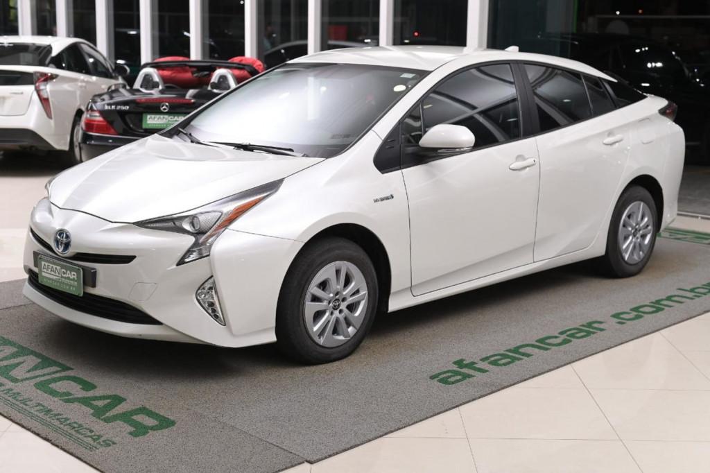 Toyota Prius Hybrid 1.8 16v 5p Aut2018