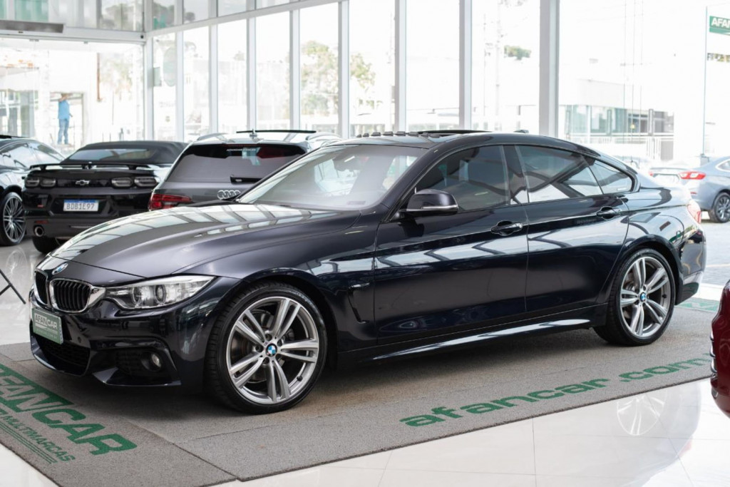 Bmw 430i Gran Coupe Motorsport 2.0 Turbo Cteto2017