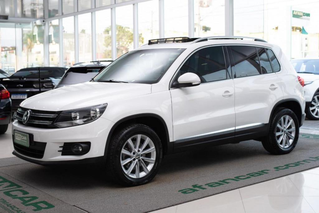 Volkswagen Tiguan 2.0tsi 16v 200cv C.teto Aut. 2014