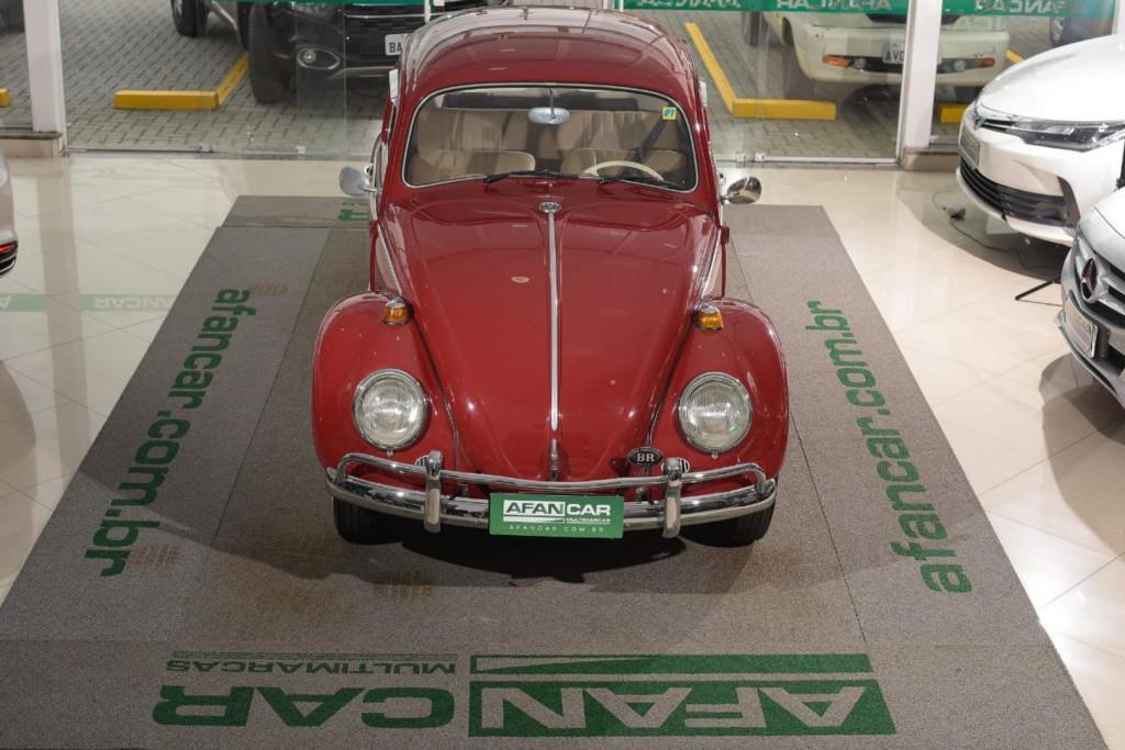 Volkswagen Fusca 1300 Placa Preta 1967