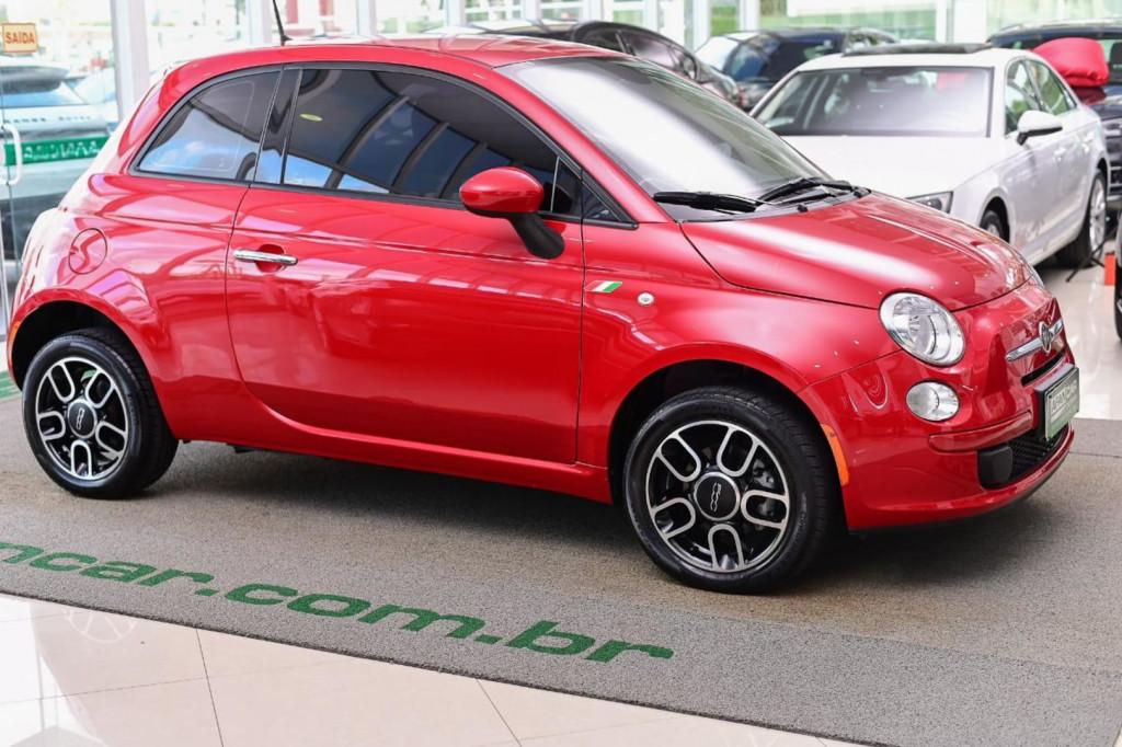 Fiat 500 Cult 1.4 Evo Flex Mec. 2015