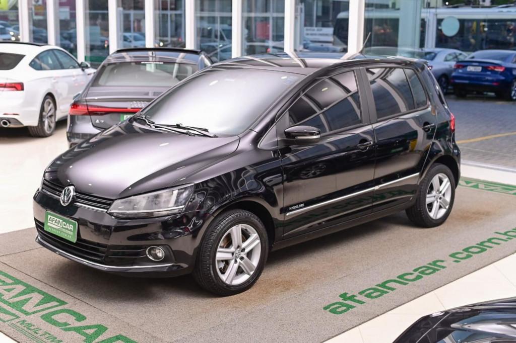 Volkswagen Fox Highline Imotion 1.6 Aut.2016