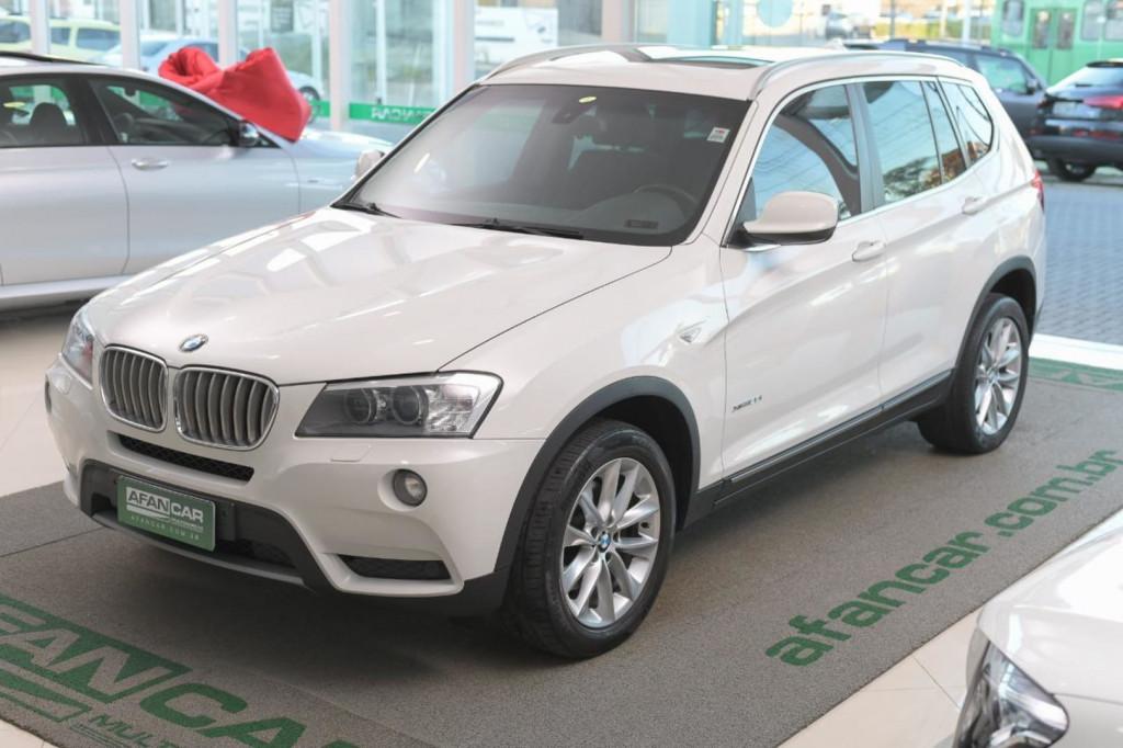 BMW X3 X-DRIVE 28I 2.0T 245CV C/TETO AUT./2013