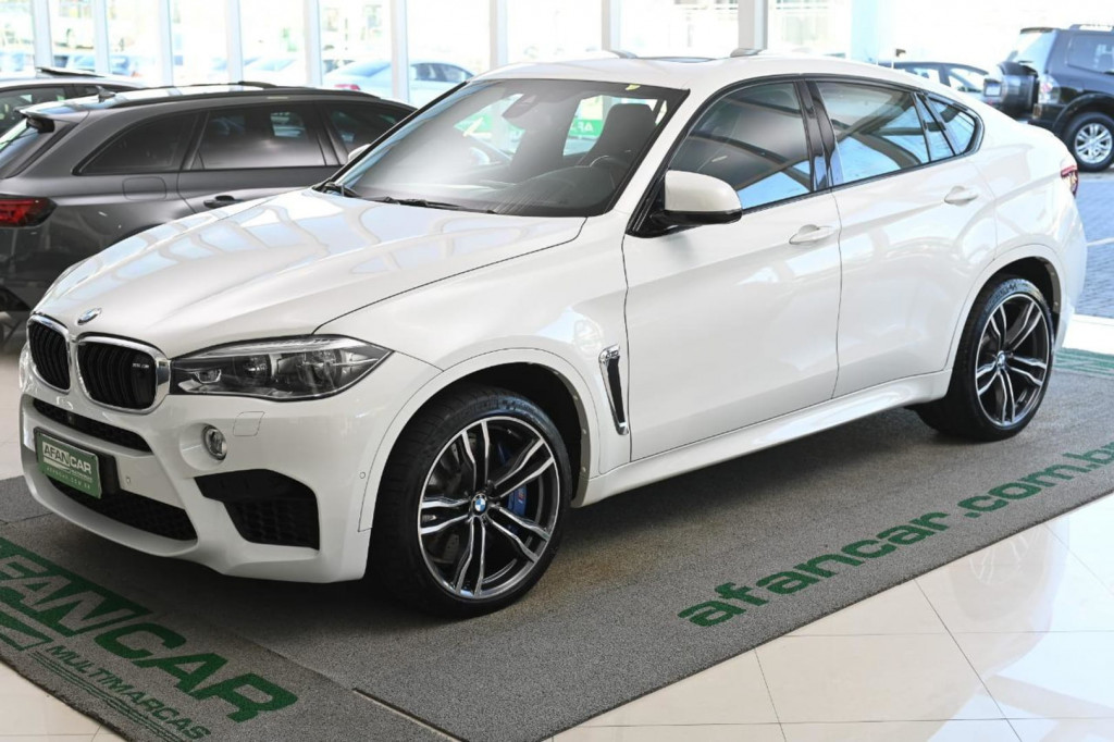 BMW X6 M 4.4 V8 BI-TURBO AWD C/TETO AUT/2018
