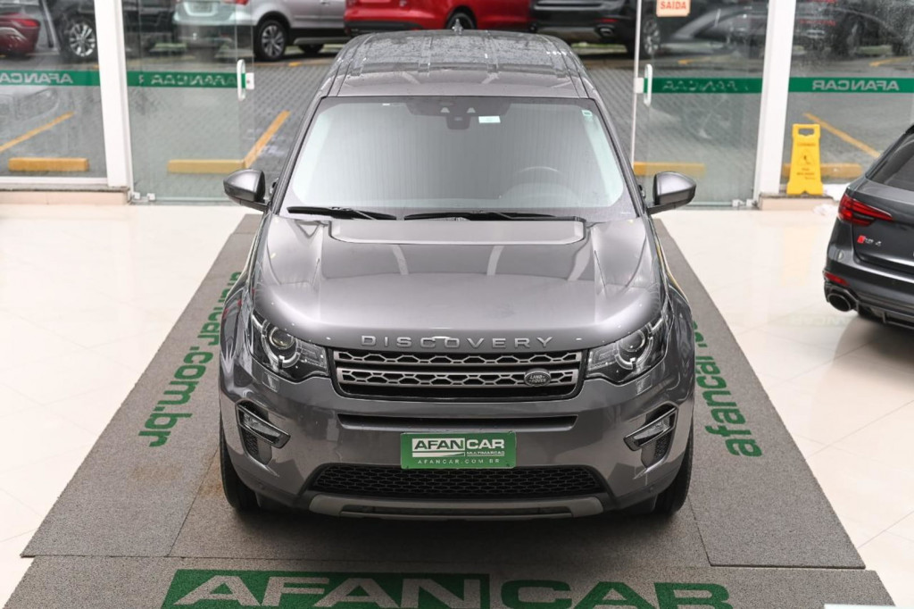 LAND ROVER DISCOVERY SPORT SE 2.0 TURBO DIESEL 4X4 AUT/2018