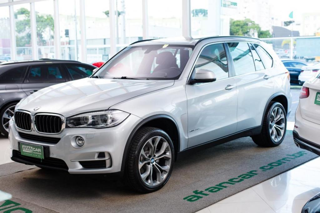 BMW X5 XDRIVE 30D 3.0 TURBO DIESEL C/TETO 7L/2017