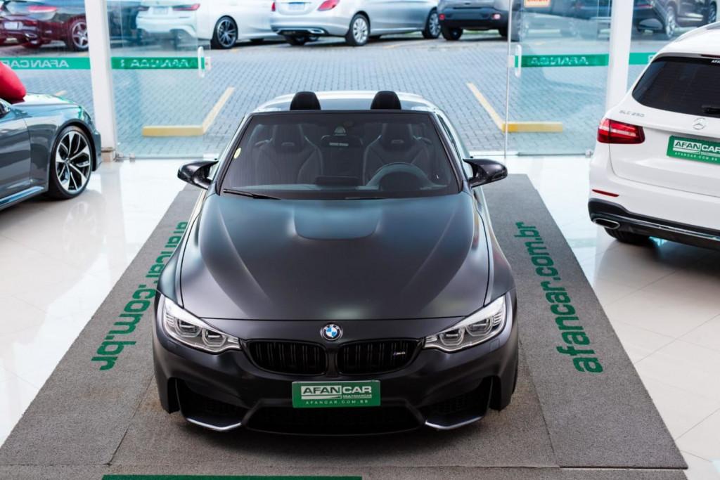 BMW M4 CABRIOLET 3.0 BI-TURBO 431CV AUT/2016