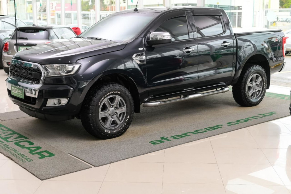 FORD RANGER XLT CD 3.2 TURBO DIESEL 4X4 AUT./2018