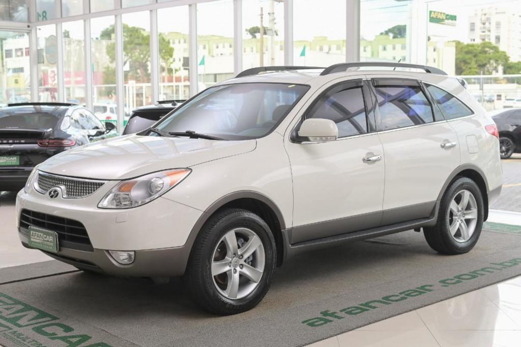 HYUNDAI VERACRUZ GLS (TOP) 4WD 3.8 V6 C/TETO AUT./2011