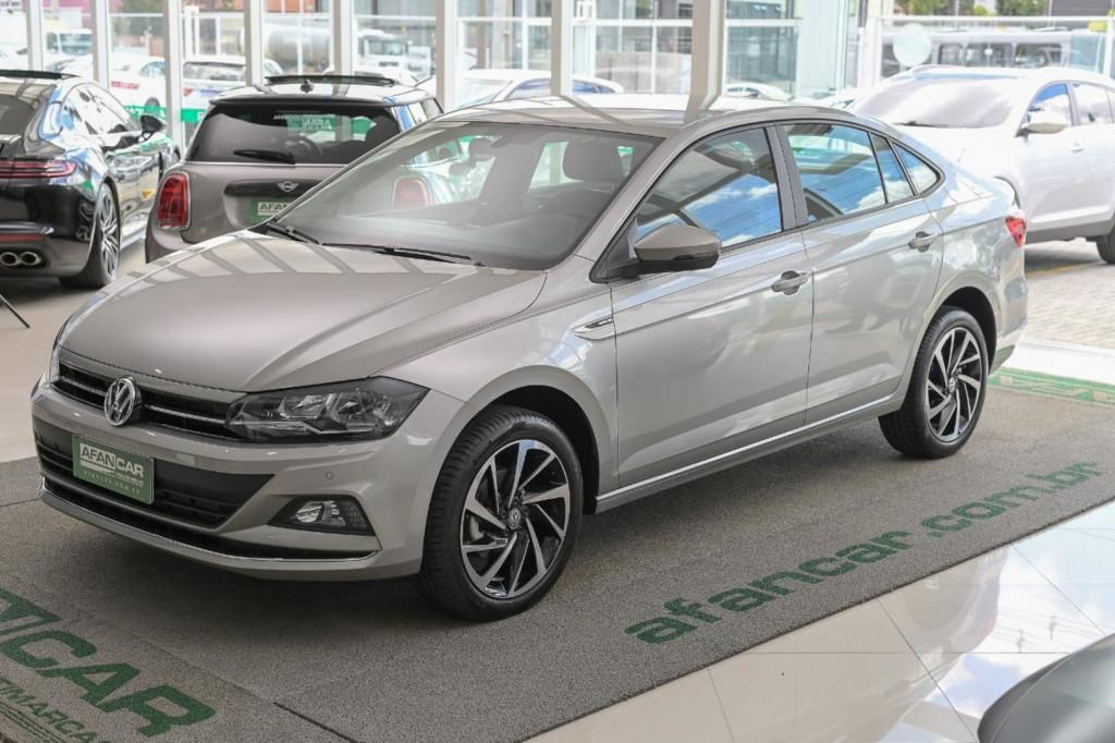 VW VIRTUS HIGHLINE 20TSI 1.0T AUT./2021-0KM