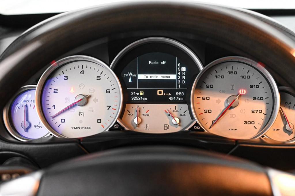 Imagem do veículo PORSCHE CAYENNE TURBO 4.5 V8 AWD (BLINDADO 3A CART) / 2008
