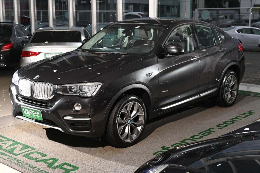 BMW X4 X-DRIVE 28I 2.0T AWD C/TETO AUT./2017