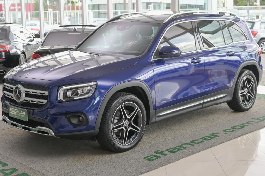 MERCEDES-BENZ GLB200 LAUNCH EDITION 1.3 TB 7LUG. AUT/2020