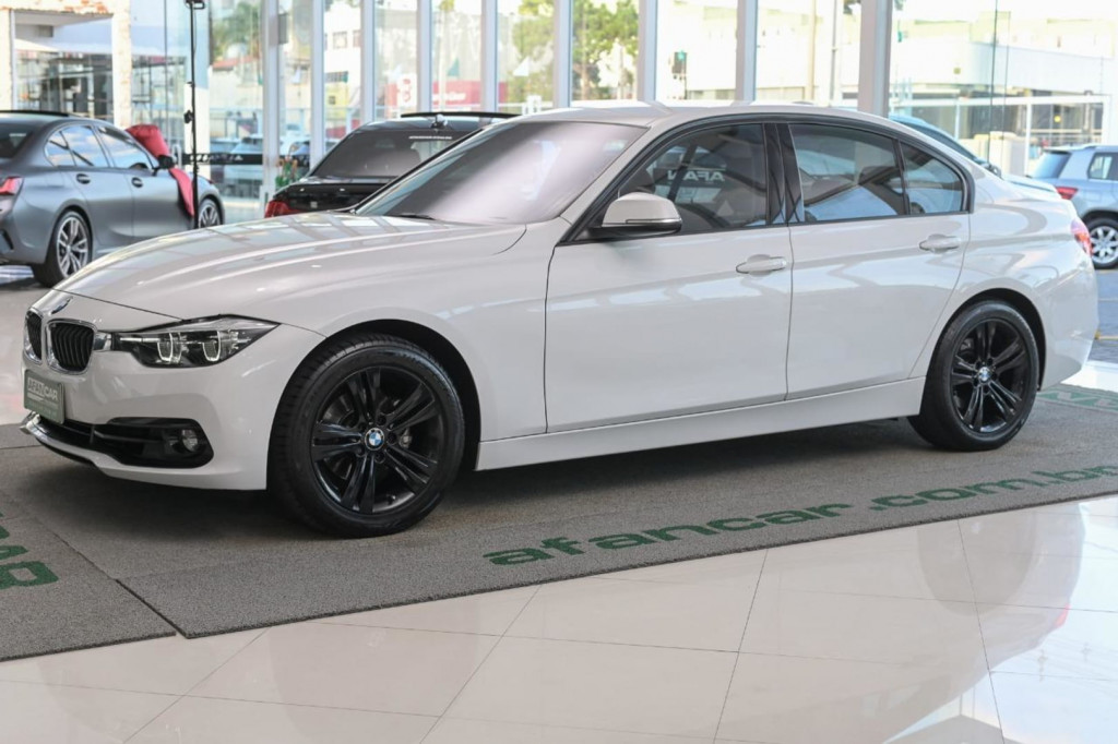 BMW 320I ACTIVE FLEX 2.0 TURBO AUT./2018