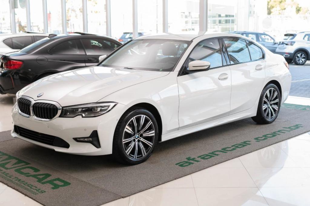 BMW 320 GP 2.0T 184CV ACTIVEFLEX AUT./2021-0KM!