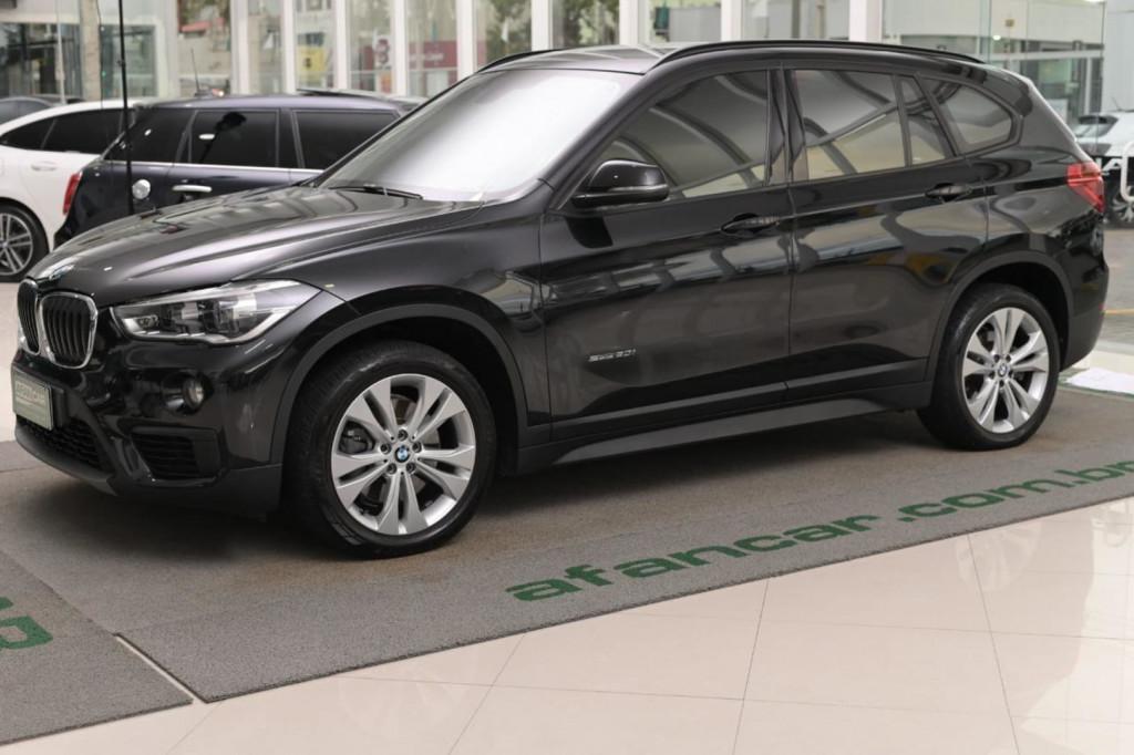 BMW X1 GP S-DRIVE 20I TURBO ACTIVEFLEX AUT./2017