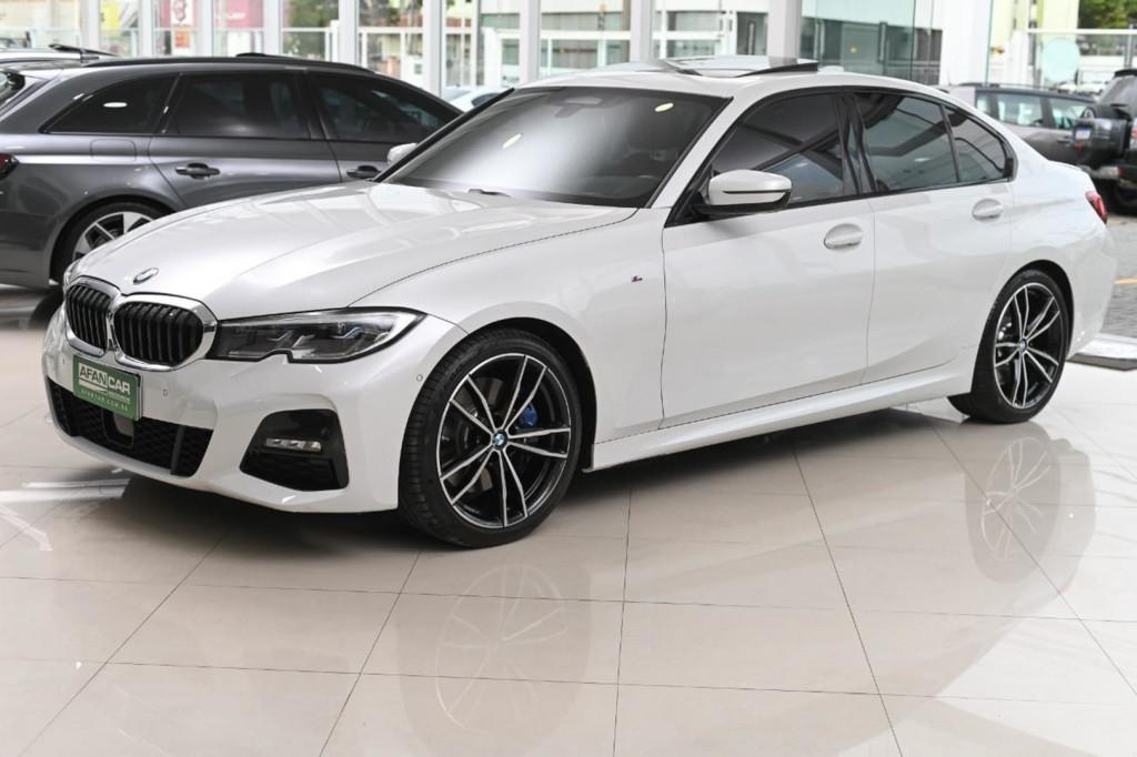 BMW 330i M SPORT 2.0 BI-TURBO 16V C/TETO AUT/2020