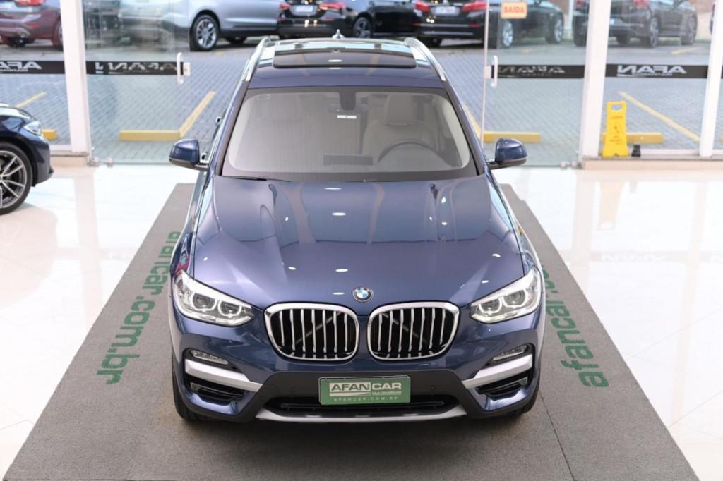 BMW X3 X-DRIVE 20I X-LINE 2.0 TURBO C/TETO AUT./2019