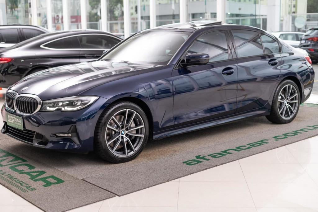 BMW 330i SPORT 2.0 TURBO 258CV C/TETO AUT./2020