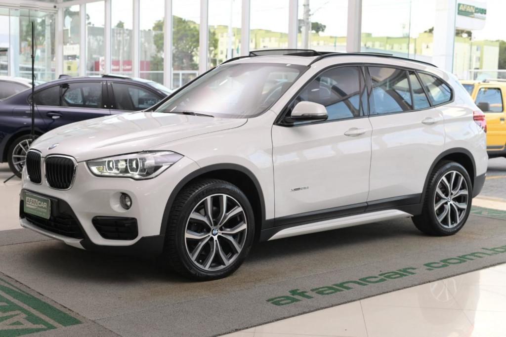 BMW X1 25i SPORT X-DRIVE  2.0 TURBO AWD C/TETO/2018
