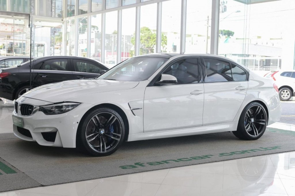 BMW M3 SEDAN 3.0 BI-TURBO 24V 4P AUT/2018