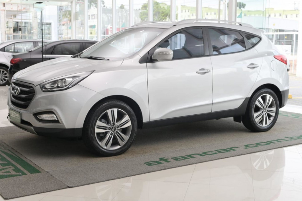 HYUNDAI IX35 2.0 LAUNCHING EDITION 2.0 16V FLEX AUT./2016