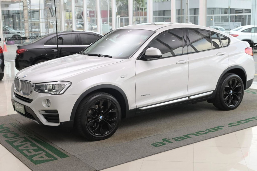 BMW X4 X-DRIVE 28I 2.0T AWD C/TETO AUT./2018