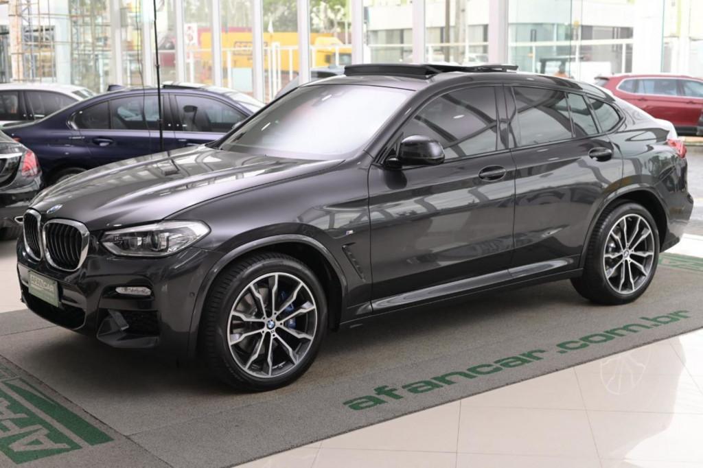 BMW X4 X-DRIVE 30I 2.0T AWD C/TETO AUT./2020