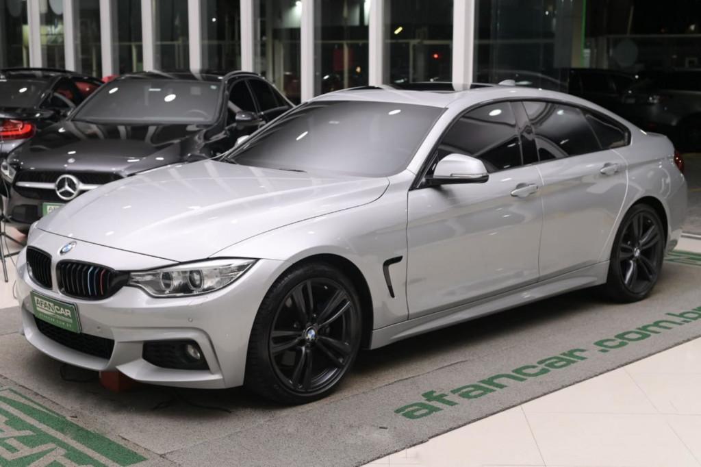BMW 428I GRAN COUPE M SPORT 2.0T C/TETO AUT./2016