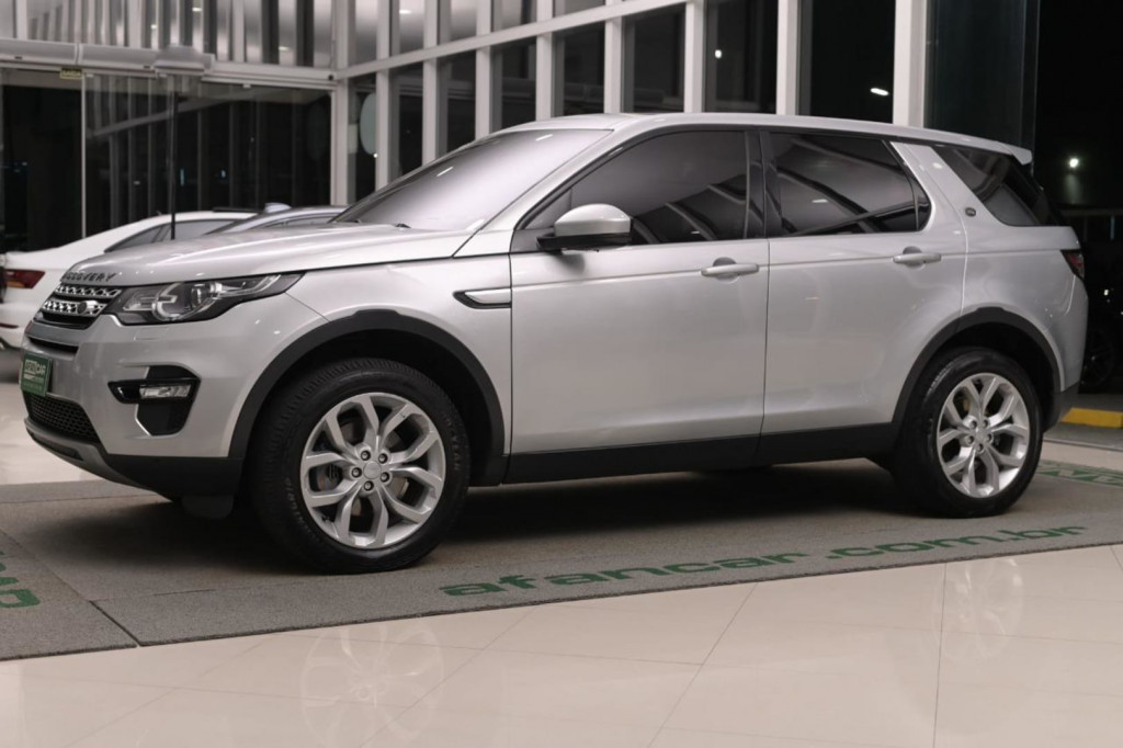 LAND ROVER DISCOVERY SPORT HSE 2.2 SD4 TURBO DIESEL 7L/2016