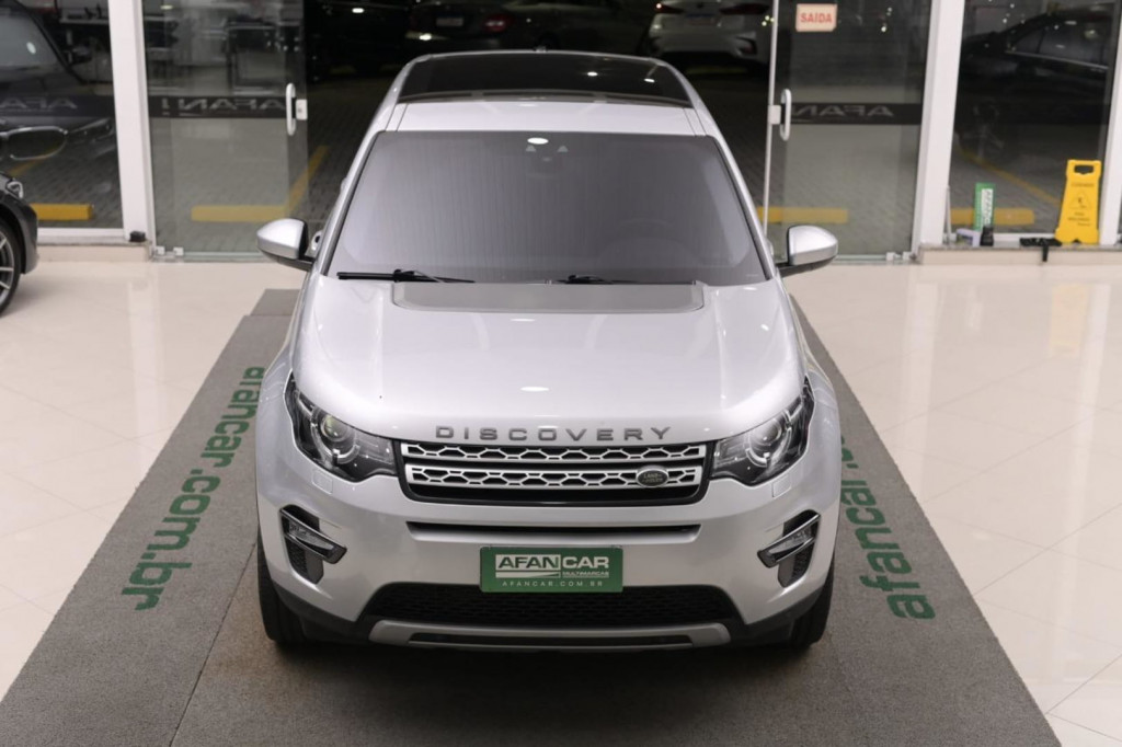 Imagem do veículo LAND ROVER DISCOVERY SPORT HSE 2.2 SD4 TURBO DIESEL 7L/2016