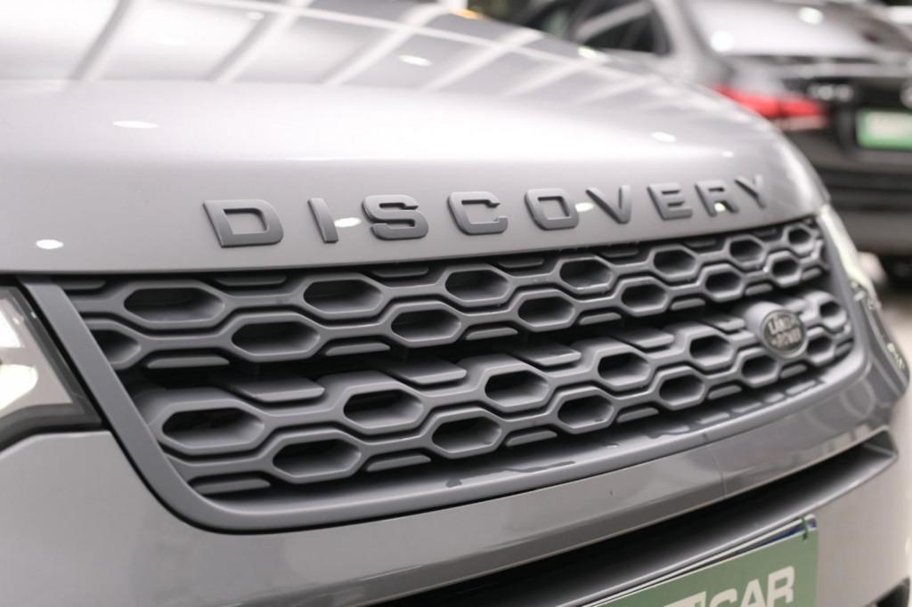 Imagem do veículo LAND ROVER DISCOVERY SPORT SE D180 2.0 TURBO DIESEL 4X4/2020
