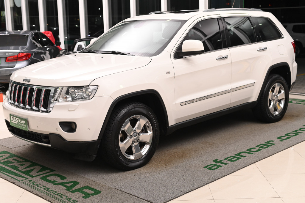 JEEP GRAND CHEROKEE LIMITED 3.6 4X4 V6 AUT./2011