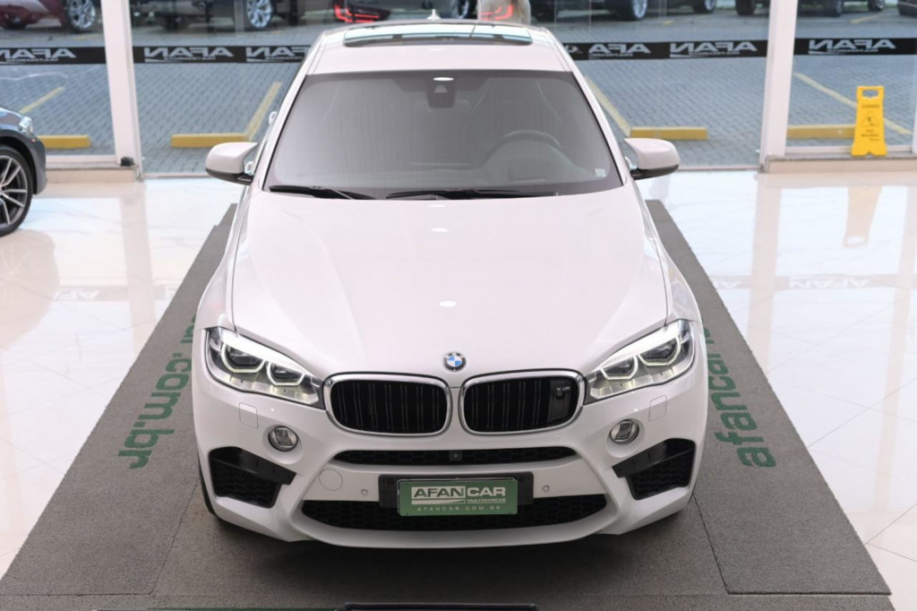 BMW X6 M 4.4 V8 BI-TURBO AWD C/TETO AUT/2016