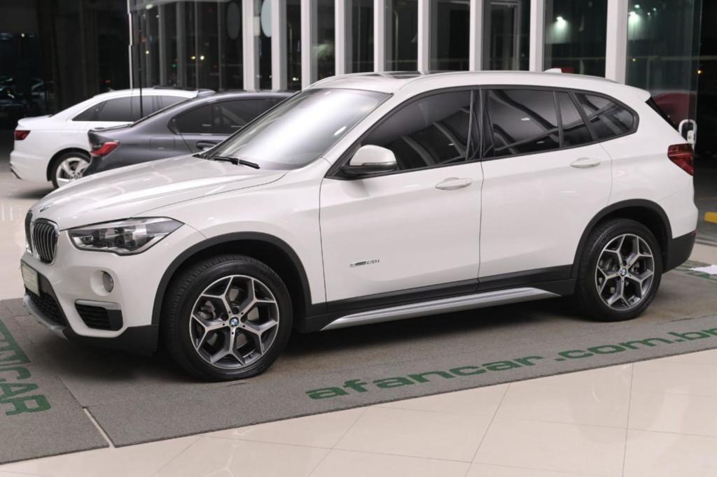 BMW X1 20i X-LINE S-DRIVE  2.0 TURBO C/TETO AUT./2018