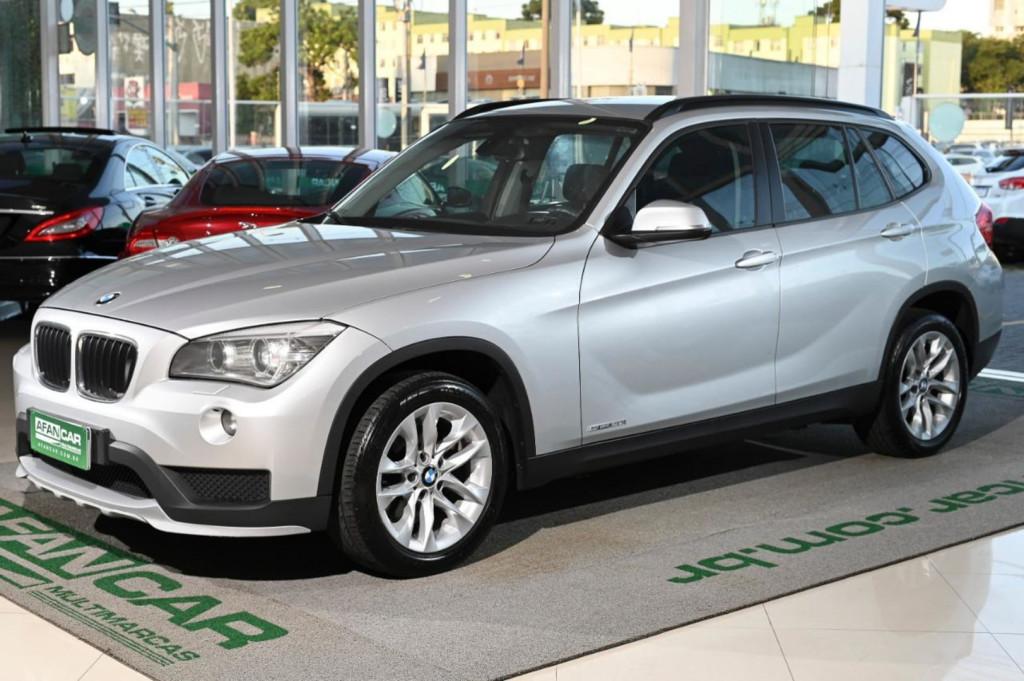 BMW X1 S-DRIVE 20I GP 2.0T ACTIVE FLEX 184CV AUT/2015
