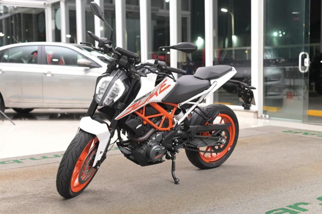 KTM DUKE 390 ABS/2020