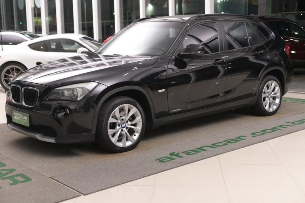 BMW X1 S-DRIVE 18i 2.0 150CV AUT/2011