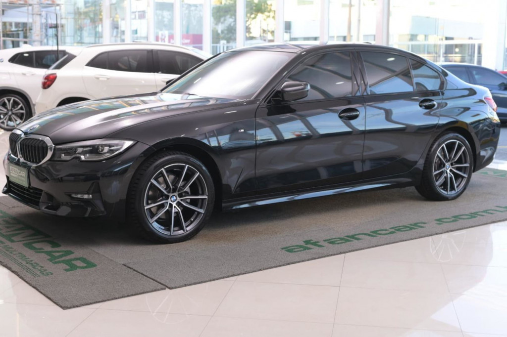 BMW 320 IA SPORT 2.0 TURBO ACTIVEFLEX 16 V 184CV AUT./2020