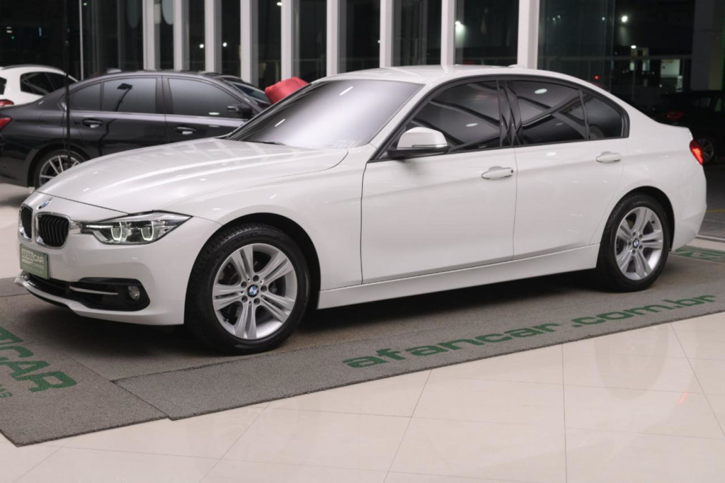 BMW 320I SPORT ACTIVE FLEX 2.0 TURBO AUT./2017