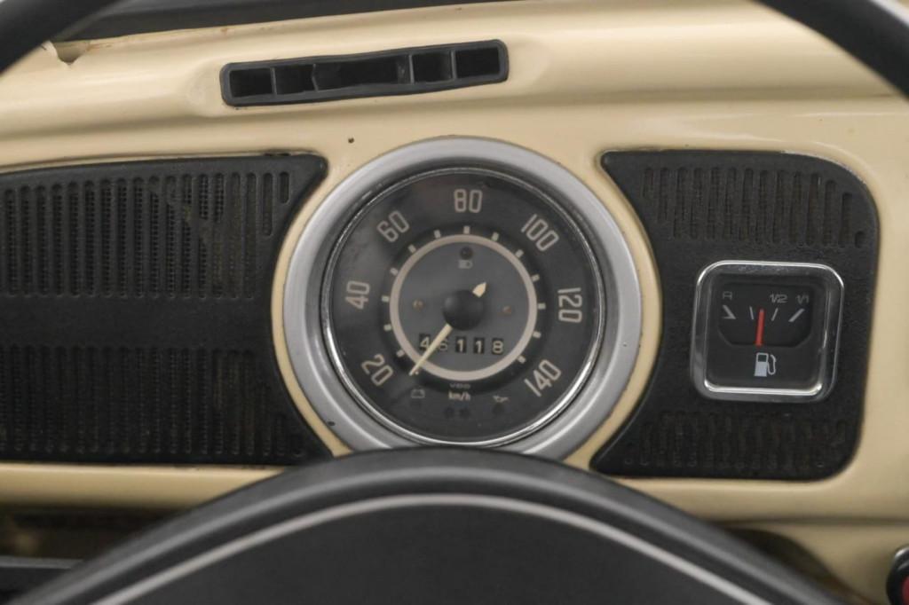 Imagem do veículo VOLKSWAGEN FUSCA 1300 (PLACA PRETA)/1976