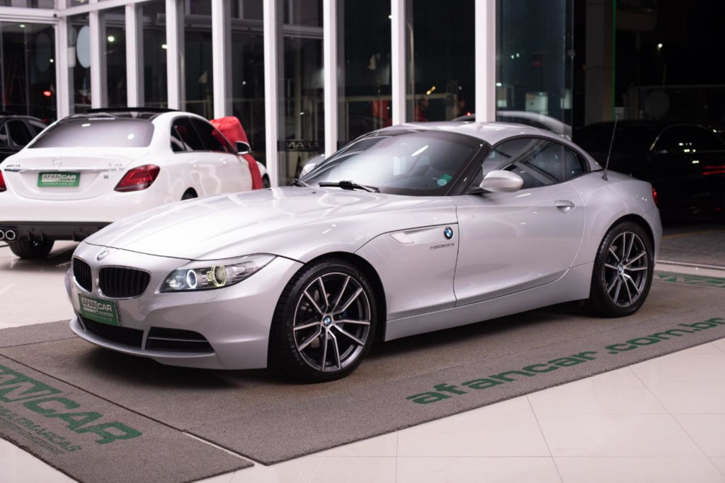 BMW Z4 20i GP S-DRIVE ROADSTER 2.0T 184CV AUT./2013