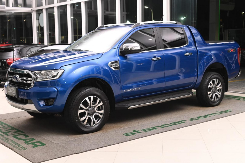 FORD RANGER LIMITED CD 3.2 4X4 AUT./2020