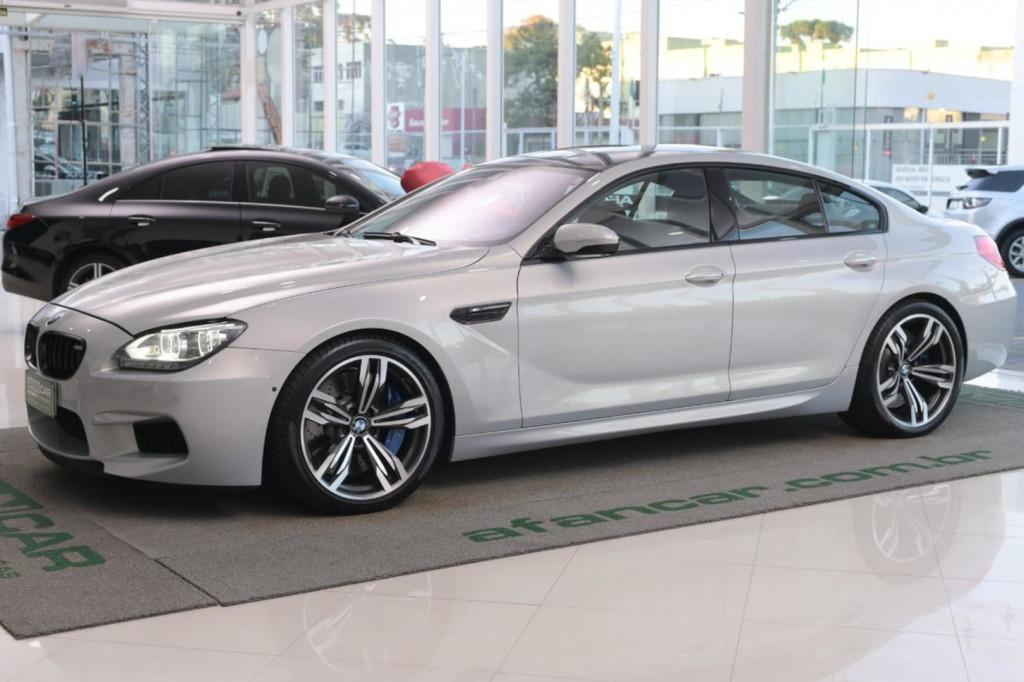 BMW M6 GRAN COUPE 4,4 TWIN TURBO 560CV AUT./2014