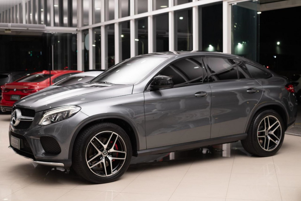 MERCEDES-BENZ GLE 400 COUPE HIGHWAY 3.0T 333CV 4MATIC / 2017