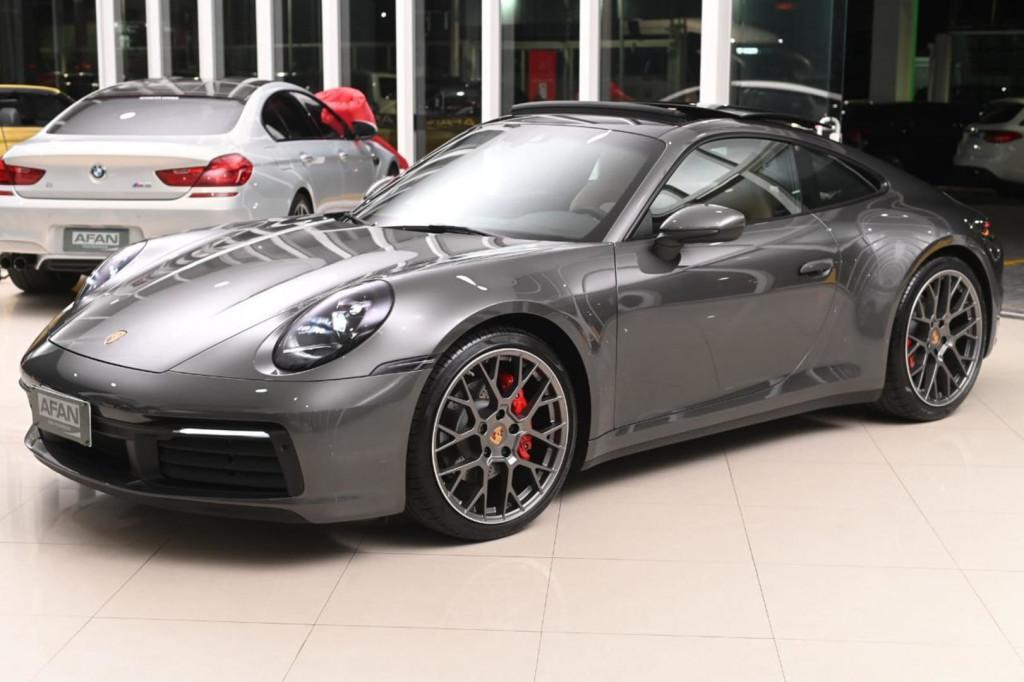 PORSCHE 911 CARRERA 3.0 TURBO V6 385CV C/TETO AUT./2021