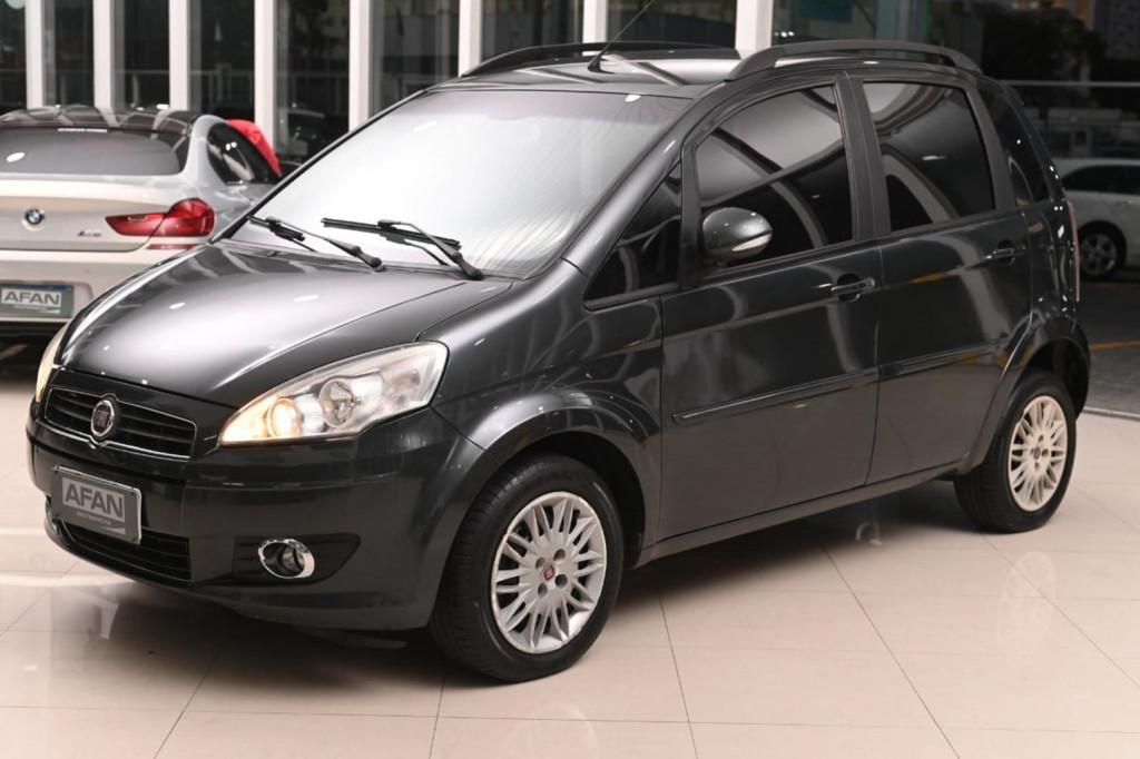 FIAT IDEA ATTRACTIVE 1.4 8V FLEX MEC./2012