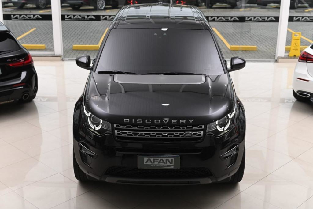 LAND ROVER DISCOVERY SPORT SE 2.0T SI4 240CV 4X4 7L./2016